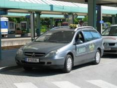 Mobil auf Ibiza